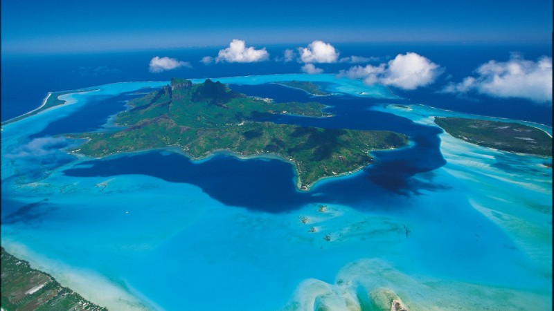 Bora Bora The Pearl Of Pacific