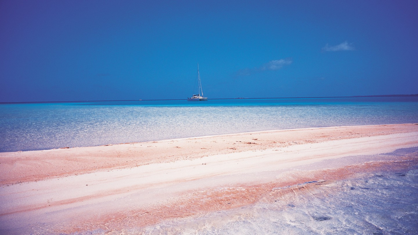 private pink sands tour